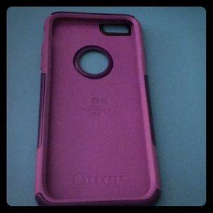 iPhone 6splus otter box case